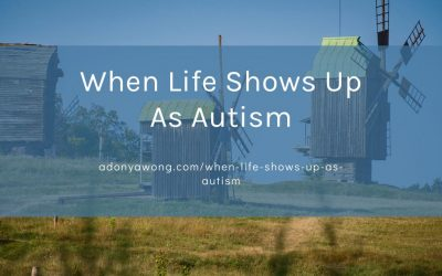 When Life Shows Up As Autism
