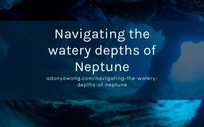 Navigating The Watery Depths of Neptune