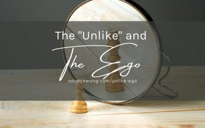 """The """"Unlike"""" and The Ego"""