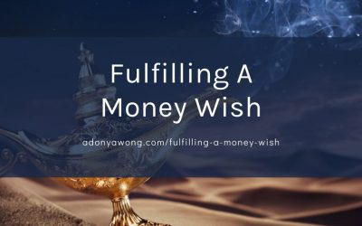 Fulfilling A Money Wish